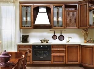 кухня классическая 185а