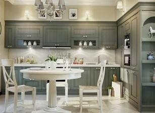 кухня классическая 186а