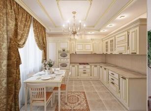 кухня классическая 187а