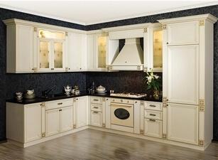 кухня классическая 191а