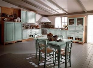 кухня классическая 192а