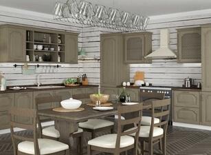 кухня классическая 199а