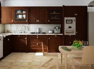 кухня классическая 201а
