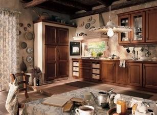 кухня классическая 202а