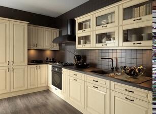 кухня классическая 205а