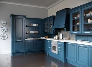 кухня классическая 206а