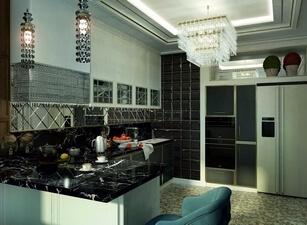 кухня классическая 207а
