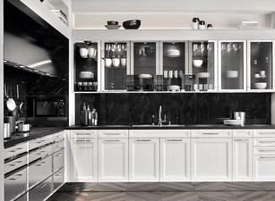 кухня классическая 208а