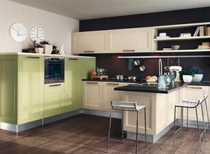 кухня классическая 213а