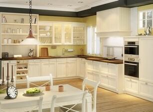кухня классическая 214а