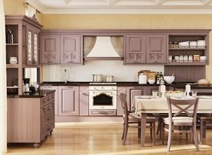 кухня классическая 217а