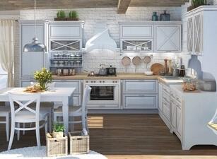 кухня классическая 218а