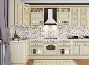 кухня классическая 219а