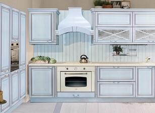 кухня классическая 220а