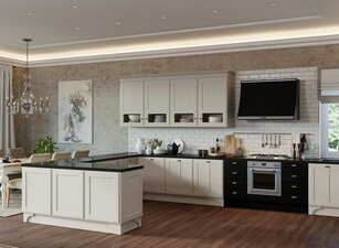 кухня классическая 224а