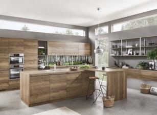 кухня лофт 004а