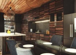 кухня лофт 012а