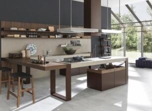 кухня лофт 018а