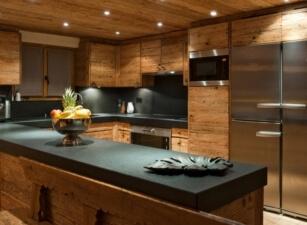 кухня лофт 019а