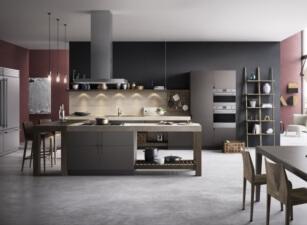 кухня лофт 022а