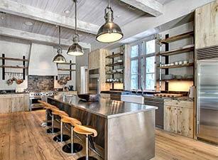 кухня лофт 033а