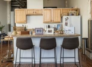кухня лофт 036а