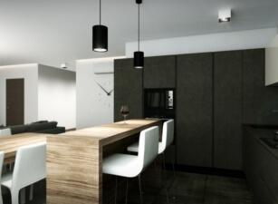 кухня лофт 037а
