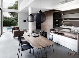 кухня лофт 038а