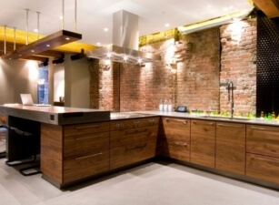 кухня лофт 039а