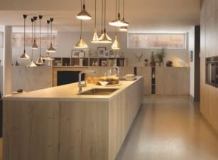 кухня лофт 042а