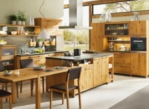 кухня лофт 045а