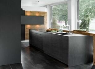 кухня лофт 047а
