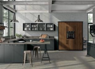 кухня лофт 050а