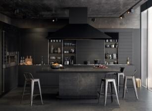кухня лофт 052а