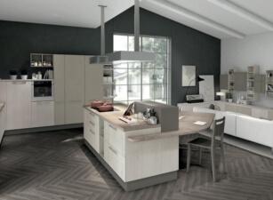 кухня лофт 055а