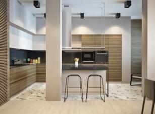 кухня лофт 059а