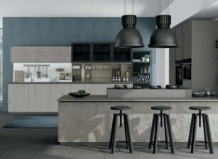 кухня лофт 062а