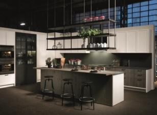 кухня лофт 064а