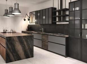 кухня лофт 065а