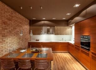 кухня лофт 069а