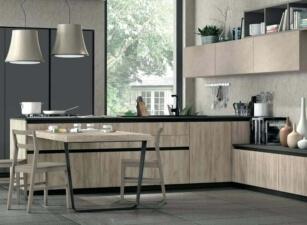 кухня лофт 071а