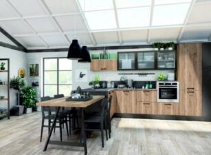 кухня лофт 080а