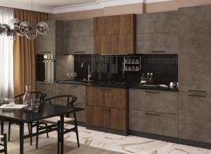 кухня лофт 082а