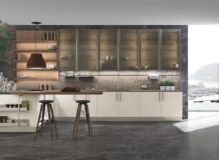 кухня лофт 085а