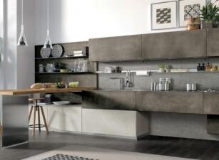 кухня лофт 090а