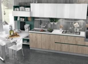 кухня лофт 092а