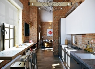 кухня лофт 093а