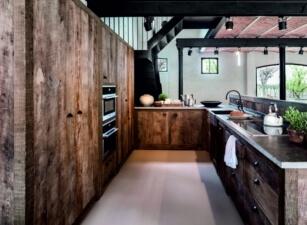 кухня лофт 102а