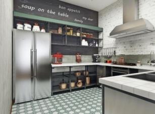 кухня лофт 106а
