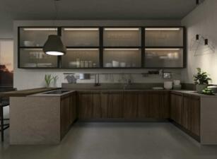 кухня лофт 109а